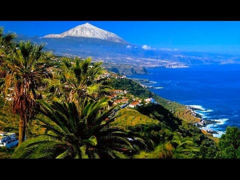 Die Kanarischen Inseln bieten das ganze Jahr über warme und angenehme Temperaturen über 20 Grad und locken mit neun Sonnenstunden am Tag im Schnitt.